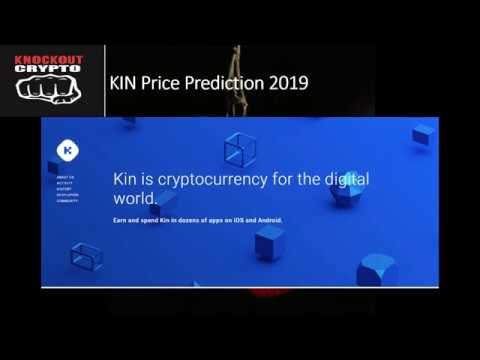 kin price cryptocurrency