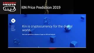 Kin Price Prediction 2019