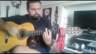 Hell Patrol - Fingerstyle Cover