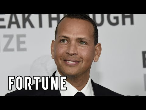 How Fear Forced A-Rod to Start a Company I Fortune