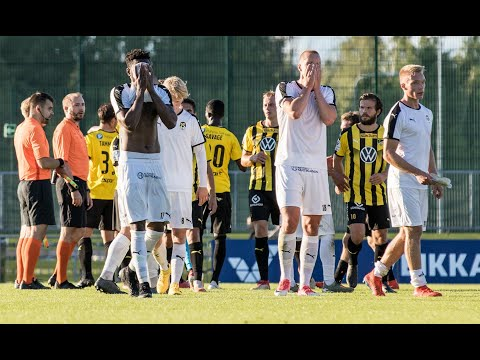 Honka KuPS Goals And Highlights