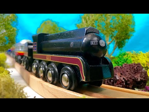 Toy Trains Galore 4!