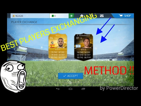 Best Trading Method To Get Free Rare Gold Players and COINS ??? (FIFA 16 Android)
