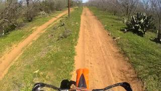 Zars ranch: pink trail