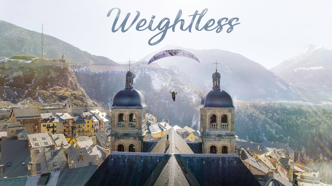 Weightless (невесомость) - Jean-Baptiste Chandelier