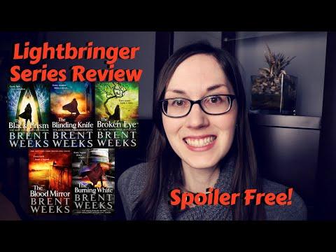 Lightbringer Series Review | Spoiler Free | Dark Fantasy Thriller By Brent Weeks