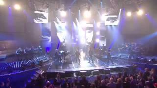 Prestation de Johnny Hallyday - Medley 1 - Star Académie Montréal/Québec - 5 février 2012