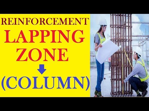 Reinforcement Lapping Zone in Column By Learning Technology