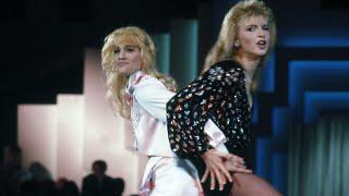 Lorella Cuccarini Vs Heather Parisi - Classifica Ufficiale Singoli Italiani - History