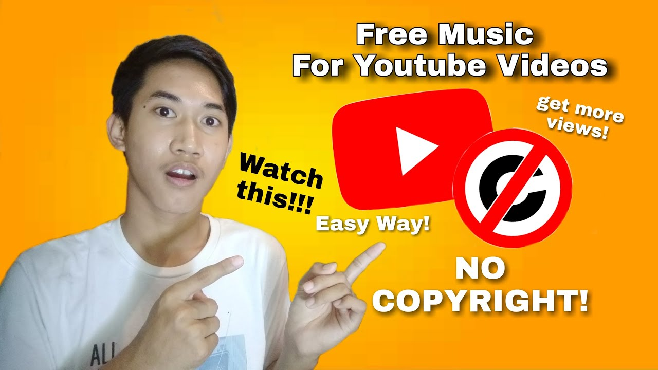 How To Download Music Without Copyright For Youtube Videos Easy Way For Free Jezrae C Youtube