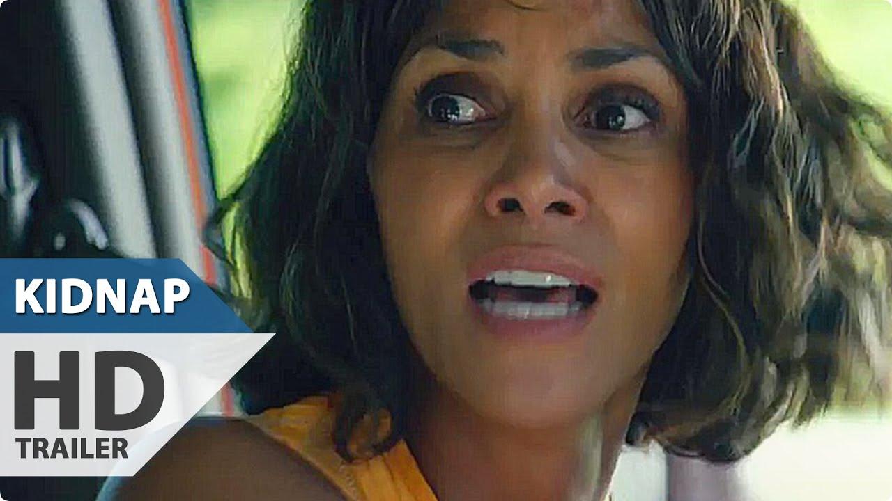 Kidnap Trailer 2016 Halle Berry Thriller Movie Youtube