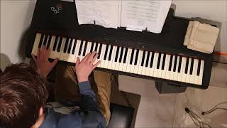 Toto - It's a feeling(piano cover)