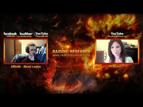 Raiding Research LIVE interview! - 6 / 6