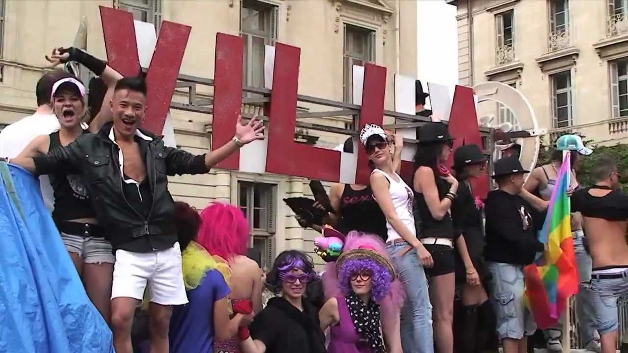 Ville Rouge Gay Montpellier