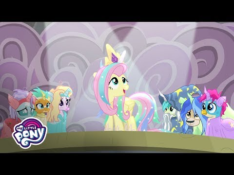 'the-play-must-go-on!-official-clip-|-mlp:-friendship-is-magic-season-8