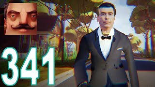 My New Neighbor 007 James Bond Act 1 Hello Neighbor Gameplay Walkthrough Part 341