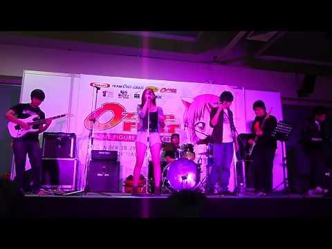 「Long Kiss Good e」HALCALI カバー  MITTSU Project feat YURI