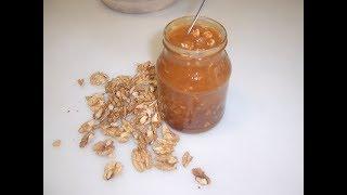 Грецкие орехи с мёдом
