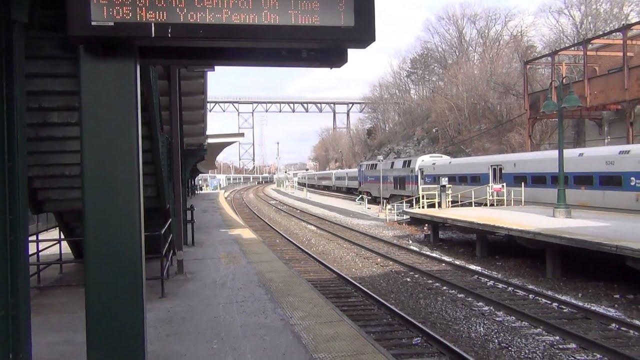 Exterior: The Poughkeepsie Train Station
