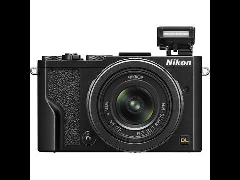 Nikon DL24 85,20.8MP CX-Format BSI CMOS Sensor, EXPEED 6A Image Processor ,full review