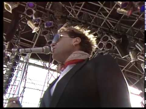 Marc Hunter - April Sun in Cuba (1988 live soundcheck)
