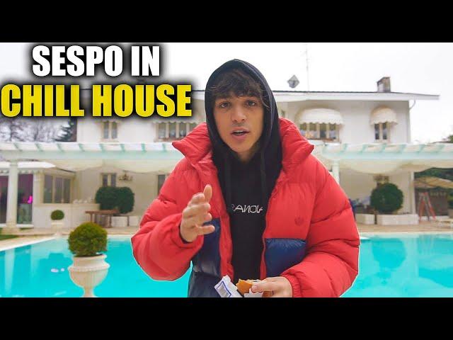 Vado Per La Prima Volta in CHILL HOUSE!