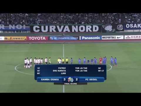 Gamba Osaka vs FC Seoul: AFC Champions League 2015 (RD 16 - 2nd Leg)