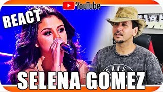 SELENA GOMEZ - Hands To Myself, Who Says, Good For You -  Marcio Guerra Canto Reagindo React Reação