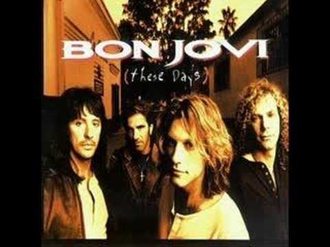 Bon Jovi-Wanted Dead Or Alive