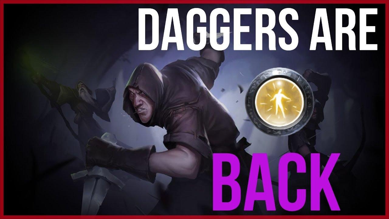 Albion Online Dagger Build