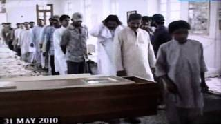 28 May Shuhada-e-Ahmadiyyat Lahore attacks, Namaz e Janazah & Tadfeen.Part 1