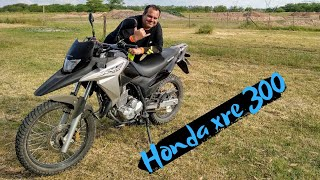 Honda xre 300 review on -off - road