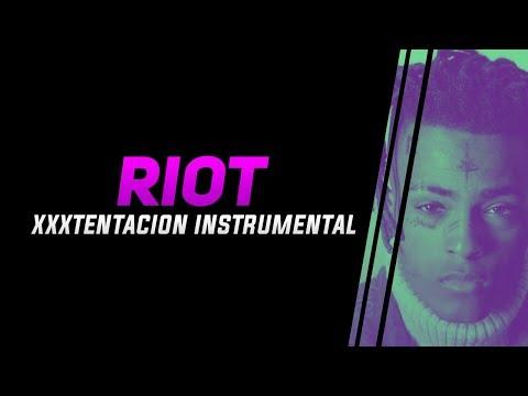 XXXTENTACION - Riot Instrumental (Reprod)