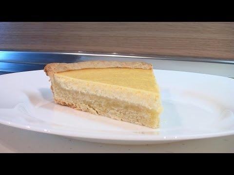 Легкий рецепт Песочный пирог с творогом. Очень вкусно