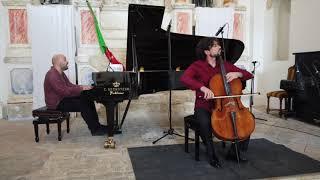 Karl Davidoff - At the fountain op.20 n. 2
