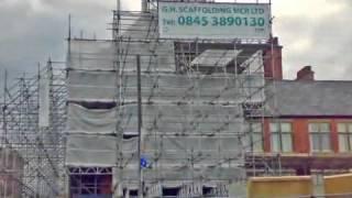 Scaffolding Erectors - Multiscaff Ltd