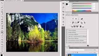 «Осветлитель» и «Затемнитель» в Adobe PhotoShop CS5 (37/51)