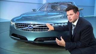 Volvo Concept You - Luxurious Scandinavian Design With Smart Pad Technology