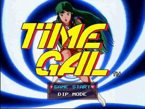 PSX Longplay [344] Time Gal