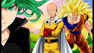 Saitama Teaches Goku A Lesson In Dragon Ball OPM (Dragon Ball X One Punch Man)