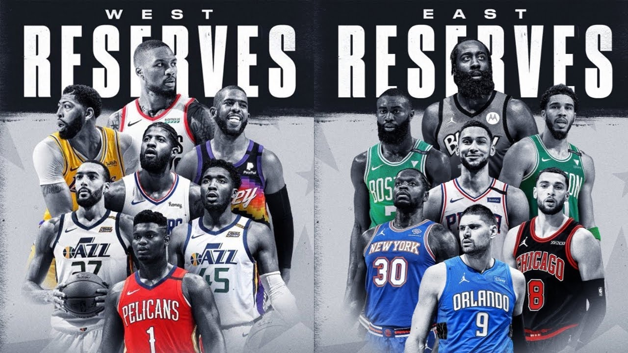 2021 NBA All Stars Announced, Who Was Snubbed?