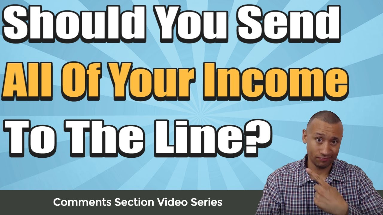 Should You Send All Of Your Income To The Line Of Credit If You Have To Pay Fees?   Velocity Banking