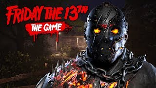 DLC SAVINI JASON!! 5 HOUR SPECIAL! (Friday the 13th Game)