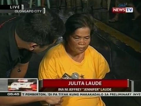 """QRT: Panayam kay Julita Laude, ina ni Jeffrey """"Jennifer"""" Laude"""