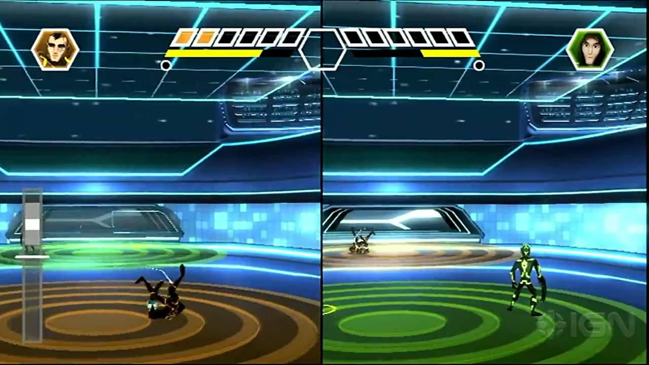 tron evolution: battle grids
