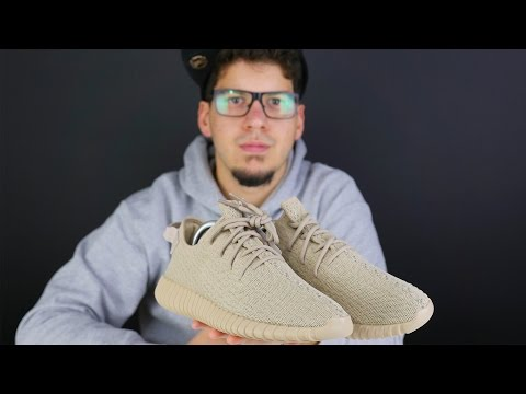 YEEZY BOOST 350 OXFORD TAN UNBOXING!!