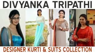 Divyanka Tripathi aka Ishita Designer Kurti Suits Hot Collection