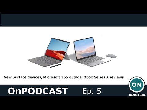 OnPodcast Episode 5: Surface event recap, Xbox Series X early reviews, Gaming Giveaway and more