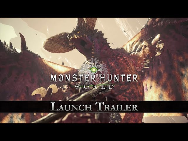 Capcom Confirms Monster Hunter World Is Processor Intensive