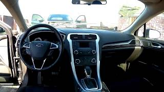 Разборка Ford Fusion USA 12-19